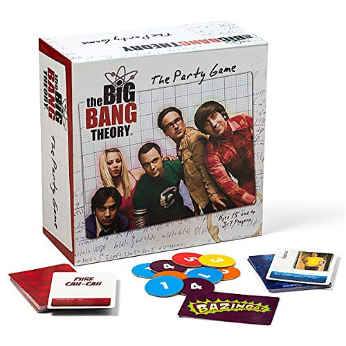 ] The Big Bang Party Game ()