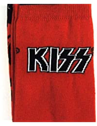 Kiss - Socks Red Logo (in 39-45)
