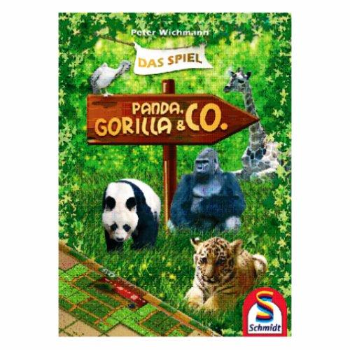 Schmidt Spiele 49078 - Panda, Gorilla und Co.