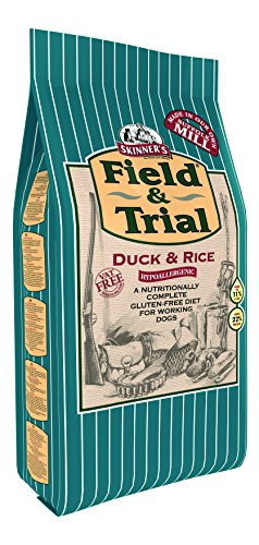 Skinner's Field and Trial Duck and Rice 2.5 Kilograms