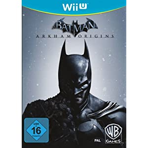 Batman: Arkham Origins – [Nintendo Wii U]