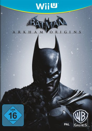 Batman: Arkham Origins - [Nintendo Wii U] (U-arkham City Wii)