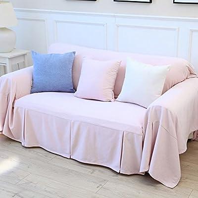 Volltonfarbe Sofabezug,Sofabezug Dehnen Anti-rutsch Europäische Sofa Decken von VKEOLGELK auf Gartenmöbel von Du und Dein Garten