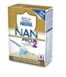 #1: Nestlé NAN PRO 2 Follow up Infant Formula (after 6 Months) 400g