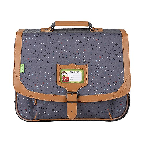 Cartable 38 Gris Tann's GALAXY