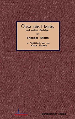 Theodor storm weihnachtsgedichte plattdeutsch