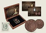IMPACTO COLECCIONABLES ANTIKE Münzen - Catalina die Große, Münzsammlung und Originalstempel