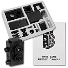 Fotodiox - Cámara lomográfica y accesorios (68 piezas, 2 objetivos, 35 mm, a color o en blanco y negro)