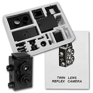 Fotodiox DIY-Lomo-35mm Kit de Camera reflex/Accessoire Appareil Photo Noir