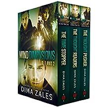 Mind Dimensions Books 0, 1, & 2 (English Edition)