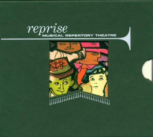 Reprise Musical Repertory Theatre (Finian's Rainbow/Kiss Me Kate/South Pacific/Guys And Dolls) (Sinatra, Guys Frank Dolls And)