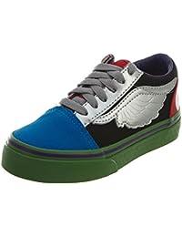 Vans Scarpe Bambino X Marvel Old Skool (4-12 Anni) Multicolore 4e2f7406caca