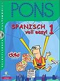 Produkt-Bild: PONS Spanisch voll easy 1. CD-ROM für Windows 95/98/Me/NT 4/2000/XP