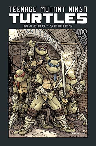 Teenage Mutant Ninja Turtles: -