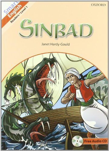 Smart english readers. Sinbad. Livello 1. Con CD Audio