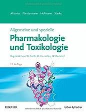 """Begründet von W. Forth, D. Henschler, W. RummelGebundenes BuchWer mit """"Aktories"""" lernt, verstehtDas gesamte Wissen der Pharmakologie und Toxikologie wird Ihnen hier so verständlich und anschaulich erklärt, dass man seit Jahrzehnten auf dieses Standar..."""