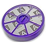 vhbw Filtre Hepa de Remplacement Anti-Allergie pour Dyson DC04, DC05, DC08, DC19, DC20, DC21, DC29. Remplace: Dyson 900228-01.