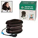 #1: Cpixen 3 Layers Tractors for Cervical Spine Neck Rest Support Massagers Health Care Product
