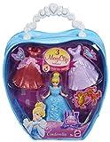 Disney Princesses X5110 - Borsetta Mini Princesse Cenerentola e abito Magiclip