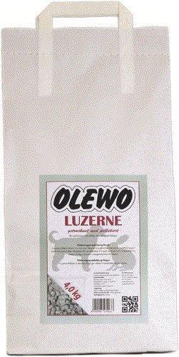 Olewo Luzerne-Pellets 4 kg - Biotin Ergänzung