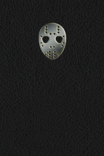 Monogram Hockey Journal: Volume 58 (Monogram Black 365 Lined)