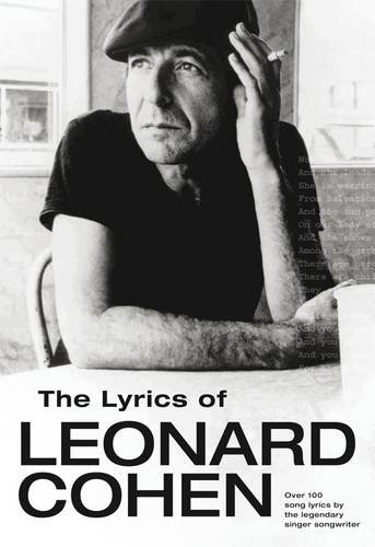 Leonard Cohen Book Of Longing Pdf