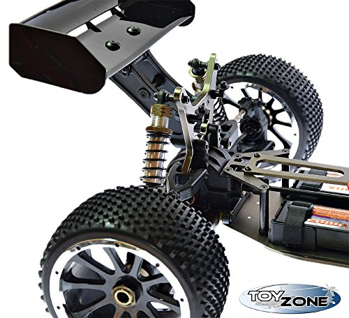 RC Auto kaufen Buggy Bild 5: RC Auto 4WD Buggy HSP 1:5 Brushless 2,4 GHz 2x Lipo Akku RTR*