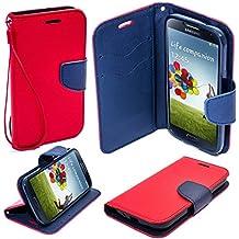 Book Case Fancy para Acer Liquid Z630Acer Z630Cover Funda Flipcase Funda Libro Forma Plástico TPU Soporte para tarjetas de crédito, compatible con Acer Liquid Z520 Acer Z520