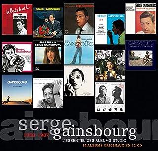 L'Essentiel Des Albums Studio (Coffret 12 CD) by Serge Gainsbourg (B005C9QQTI)   Amazon Products