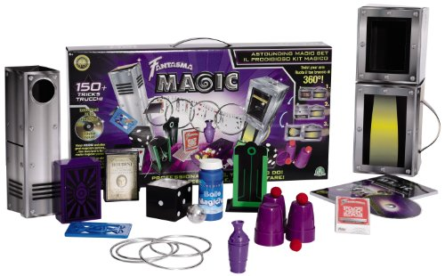 Giochi preziosi ccp15066 fantasma magic - set 150 trucchi