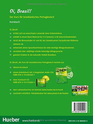 Oi, Brasil!: Der Kurs für brasilianisches Portugiesisch / Kursbuch - 2