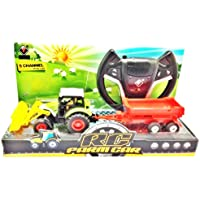 Inception Pro Infinite Tractor de Remolque Desmontable - Raspador - Control Remoto Juguete de los niños - Idea de Regalo - Niño