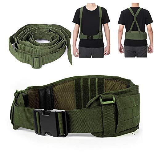 Cinturón Táctico Heavy Duty ajustable seguridad táctico Molle cintu