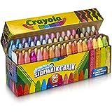 Crayola 64 Washable Sidewalk Chalk With 8 Special Effect Chalk