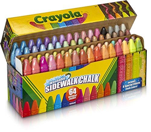 ble Sidewalk Chalk ()