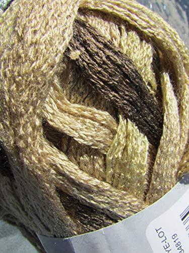 Katia Triana 100 G de marrón de oro mezcla 51
