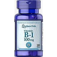 B-1 100 mg Vegetarian Formula 100 Tabletten 1670 preisvergleich bei billige-tabletten.eu