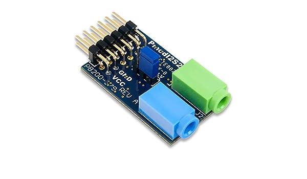 Pmod I2S2 Stereo Audio Input and Output