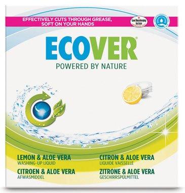 Washing up Liquid Lemon/Aloe Vera 5L from Ecover