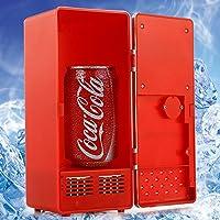 Rubility® C-700 Mini USB Frigo Raffreddamento Bevande Lattine Raffreddamento / Warmer Frigorifero
