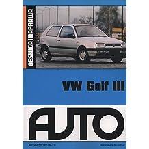 VW Golf III Obsluga i naprawa