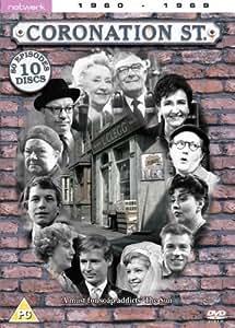 Coronation Street The 1960 S 10 Disc Box Set Dvd Amazon