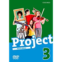 Project 3 Third Edition: Project 3: Class DVD Edition 2008: Level 3 (Project Third Edition) - 9780194763349