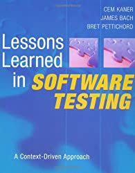 Lessons Learned in Software Testing: A Context-Driven Approach (Computer Science)