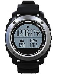 Smartwatch Relojes Deportivo Relojes Inteligentes,Fitness Tracker,Multifunción de Cronómetro,Monitor de Calorías,Moda de lujo de,Control de actividad,Nueva Reloj con Android Smartphones como Samsung/HTC/Sony/Huawei