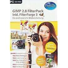 GIMP 2.8 FilterPack inkl. FilterForge 3
