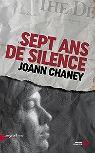 Sept ans de silence par Chaney