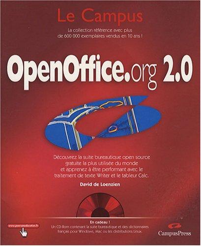 OpenOffice.org 2.0 par David de loenzien