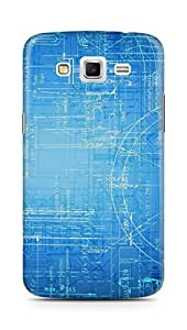 Amez designer printed 3d premium high quality back case cover for Samsung Galaxy Grand 2 G7102 (Brainstorming abstract)