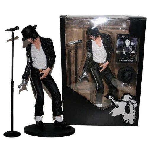 ckson/MJ Billie Jean Puppe Statue 12